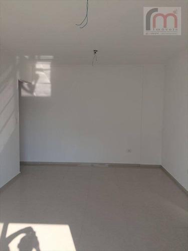 apartamento residencial à venda, campo grande, santos - ap0984. - ap0984