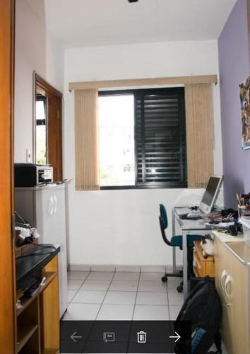 apartamento residencial à venda, campo grande, santos. - ap1137