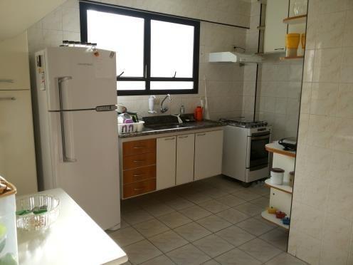 apartamento residencial à venda, campo grande, santos. - codigo: ap0589 - ap0589