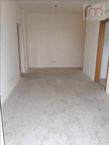 apartamento  residencial à venda, campo grande, santos. - codigo: ap1881 - ap1881