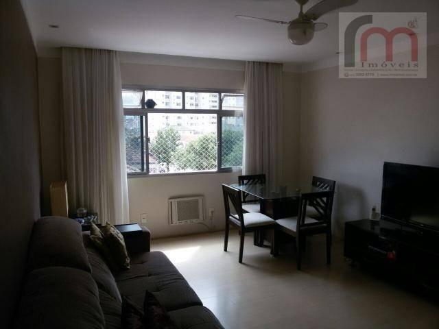 apartamento residencial à venda, campo grande, santos. - codigo: ap1954 - ap1954