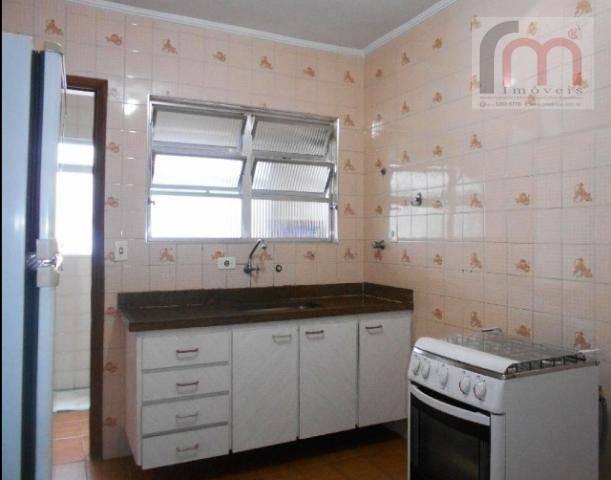 apartamento residencial à venda, campo grande, santos. - codigo: ap2064 - ap2064