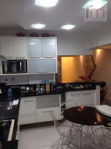 apartamento residencial à venda, campo grande, santos. - codigo: ap2133 - ap2133