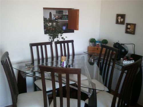 apartamento residencial à venda, campo grande, são paulo - ap1831. - ap1831