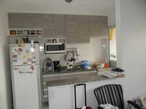 apartamento residencial à venda, campo grande, são paulo - ap1890. - ap1890