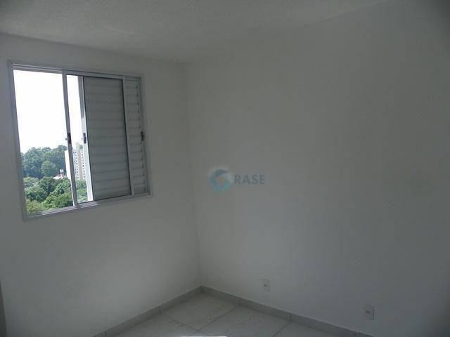 apartamento residencial à venda, campo limpo, são paulo. - ap1199