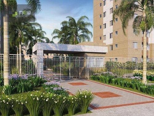 apartamento residencial à venda, campos elíseos, ribeirão preto. - ap0009
