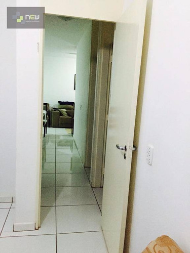 apartamento residencial à venda, campos elíseos, ribeirão preto. - ap0463