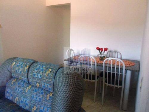 apartamento residencial à venda, canto do forte, praia grande - ap0026. - ap0026