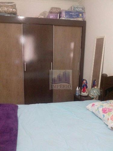 apartamento residencial à venda, canto do forte, praia grande. - ap0144