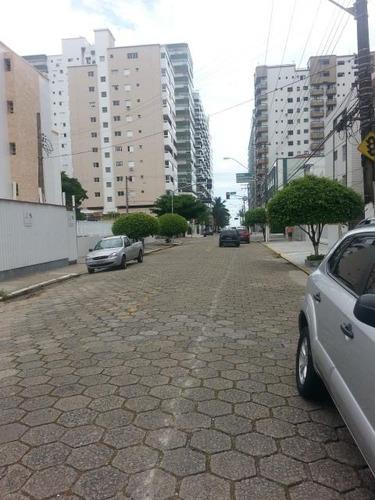 apartamento  residencial à venda, canto do forte, praia grande. - ap0266