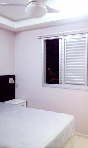 apartamento  residencial à venda, canto do forte, praia grande. - ap0601