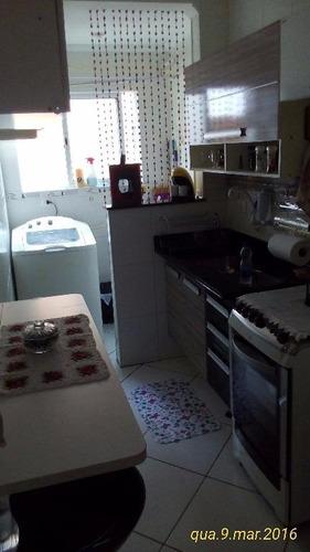 apartamento  residencial à venda, canto do forte, praia grande. - ap0659