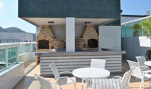apartamento  residencial à venda, canto do forte, praia grande. - ap0676