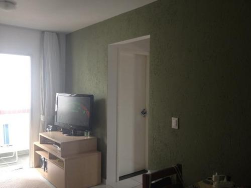 apartamento  residencial à venda, canto do forte, praia grande. - ap0722