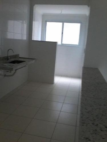 apartamento residencial à venda, canto do forte, praia grande. - ap0902