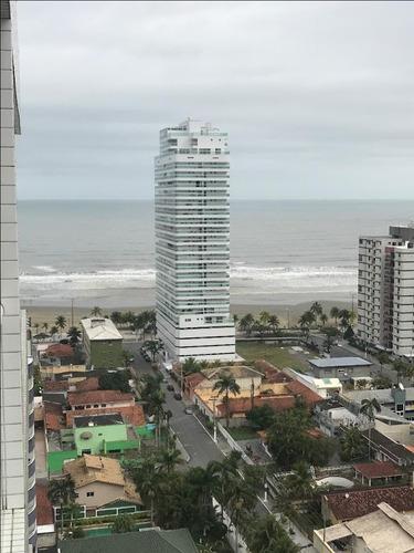 apartamento residencial à venda, canto do forte, praia grande. - ap0986