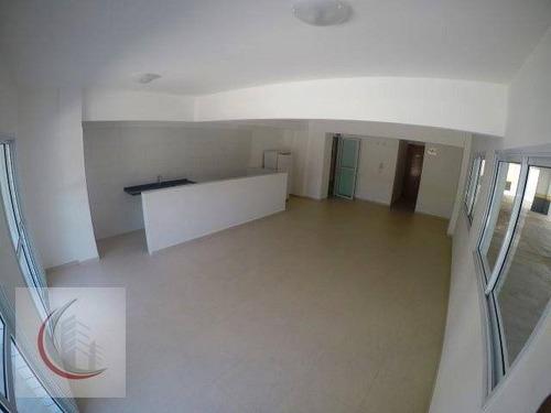 apartamento residencial à venda, canto do forte, praia grande. - ap1998