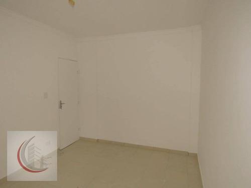 apartamento residencial à venda, canto do forte, praia grande. - ap2055