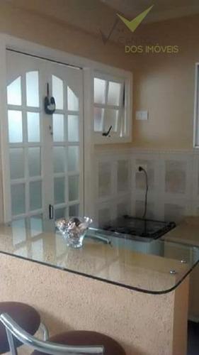 apartamento  residencial à venda, canto do forte, praia grande. - codigo: ap0058 - ap0058