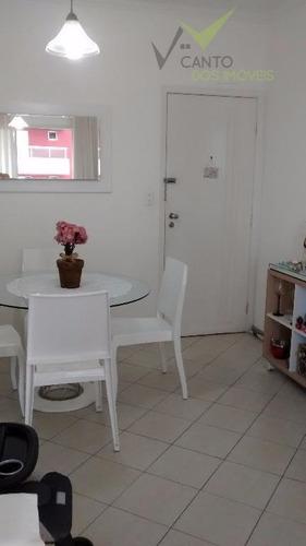 apartamento  residencial à venda, canto do forte, praia grande. - codigo: ap0061 - ap0061