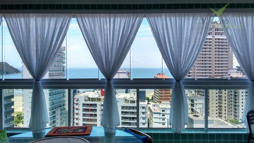 apartamento  residencial à venda, canto do forte, praia grande. - codigo: ap0064 - ap0064