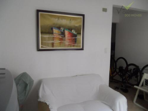 apartamento  residencial à venda, canto do forte, praia grande. - codigo: ap0079 - ap0079