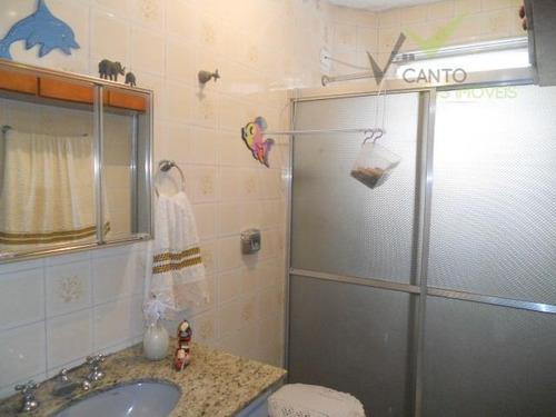 apartamento  residencial à venda, canto do forte, praia grande. - codigo: ap0159 - ap0159