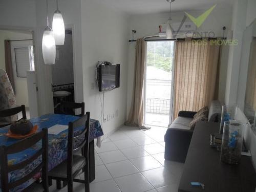 apartamento residencial à venda, canto do forte, praia grande. - codigo: ap0168 - ap0168