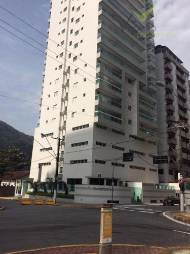 apartamento residencial à venda, canto do forte, praia grande. - codigo: ap0175 - ap0175