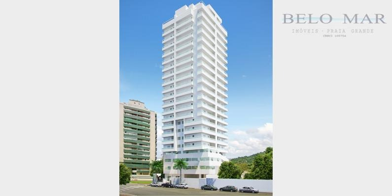 apartamento  residencial à venda, canto do forte, praia grande. - codigo: ap0242 - ap0242
