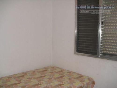 apartamento  residencial à venda, canto do forte, praia grande. - codigo: ap0377 - ap0377