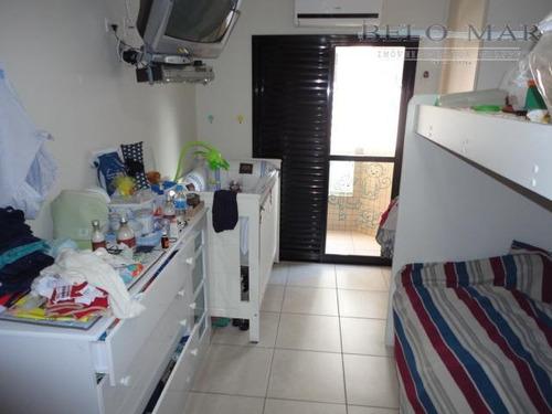 apartamento residencial à venda, canto do forte, praia grande. - codigo: ap0637 - ap0637
