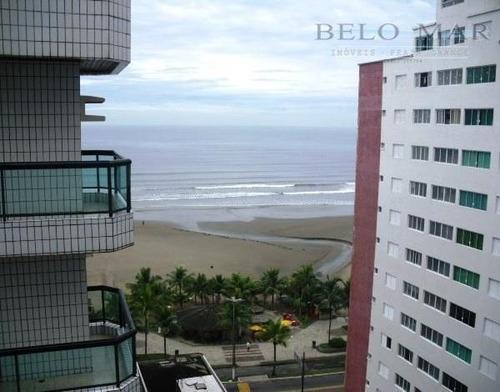 apartamento  residencial à venda, canto do forte, praia grande. - codigo: ap0769 - ap0769