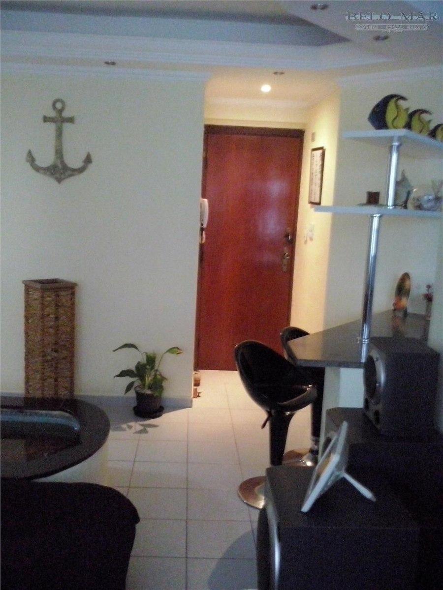 apartamento residencial à venda, canto do forte, praia grande. - codigo: ap0816 - ap0816