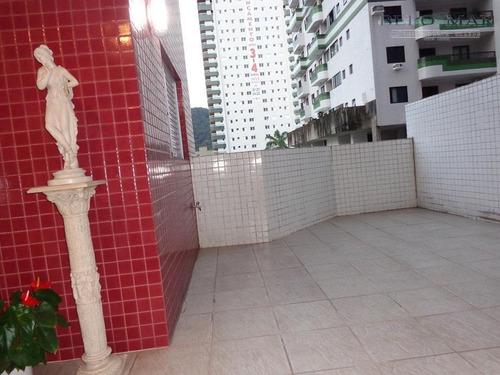 apartamento residencial à venda, canto do forte, praia grande. - codigo: ap0821 - ap0821
