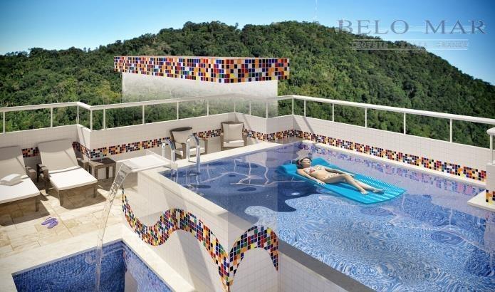 apartamento residencial à venda, canto do forte, praia grande. - codigo: ap0863 - ap0863