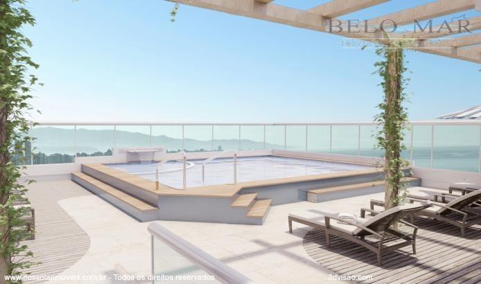 apartamento residencial à venda, canto do forte, praia grande. - codigo: ap0866 - ap0866