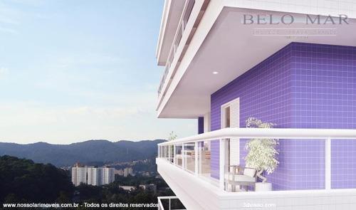 apartamento residencial à venda, canto do forte, praia grande. - codigo: ap0867 - ap0867