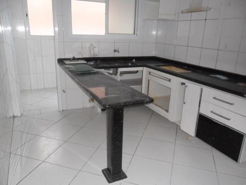 apartamento residencial à venda, canto do forte, praia grande. - codigo: ap3075 - ap3075