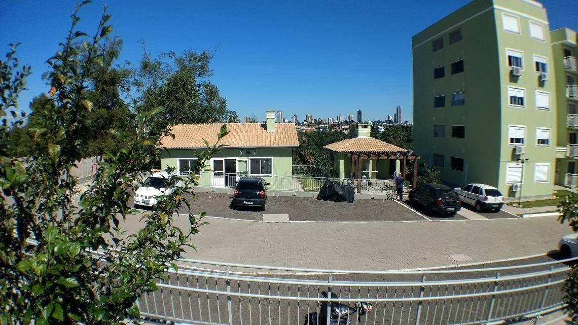 apartamento residencial à venda, canudos, novo hamburgo. - ap1847
