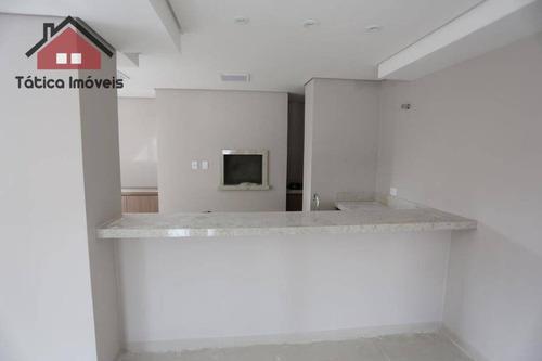 apartamento residencial à venda, capão raso, curitiba - ap0006. - ap0006
