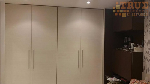 apartamento residencial à venda , casa amarela, ligue 81 999253964 com whatsapp recife - ap1596. - ap1596