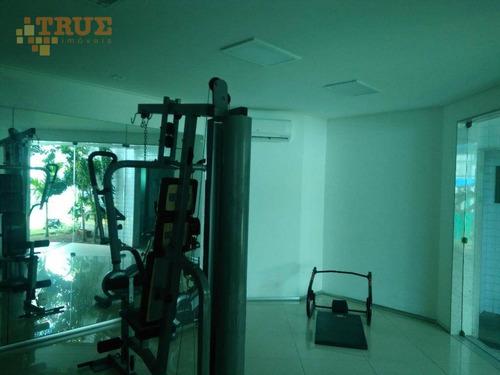 apartamento residencial à venda, casa amarela, recife. - ap2470