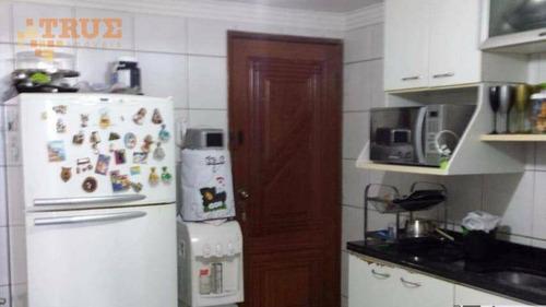 apartamento residencial à venda, casa amarela, recife. - ap2474