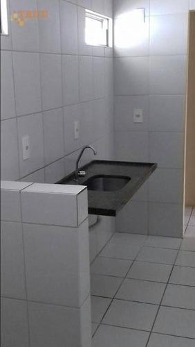 apartamento residencial à venda, casa amarela, recife. - ap2566