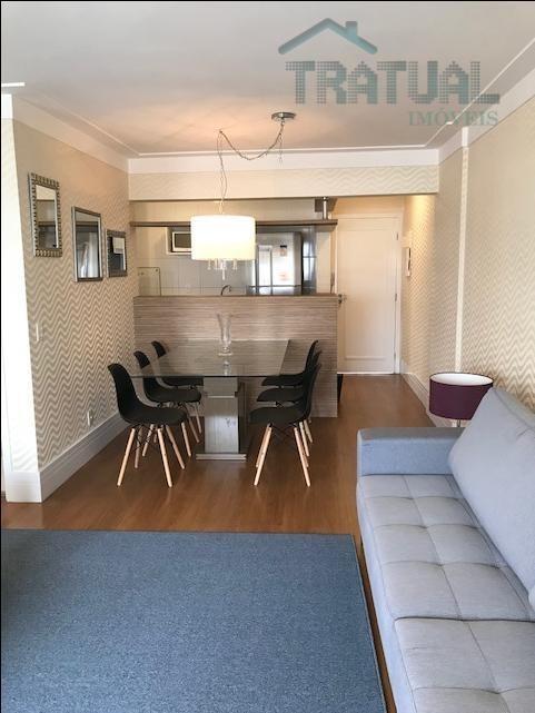 apartamento residencial à venda, casa branca, santo andré. - ap0579