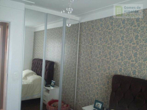 apartamento residencial à venda, casa branca, santo andré - ap1902. - ap1902