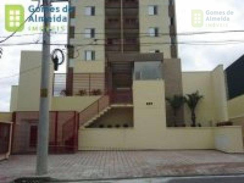 apartamento residencial à venda, casa branca, santo andré - ap2036. - ap2036