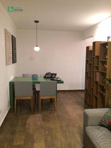 apartamento  residencial à venda, casa verde alta, são paulo. - ap0359